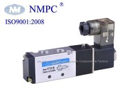 52 way single solenoid valve 4v110-06 low 12 volt pressure switches on off horn solenoid Pneumatic valve