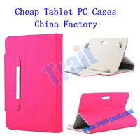 Cheap Wholesale Price High Quality 8'' inch Case Cover for Tablet pc with Stand