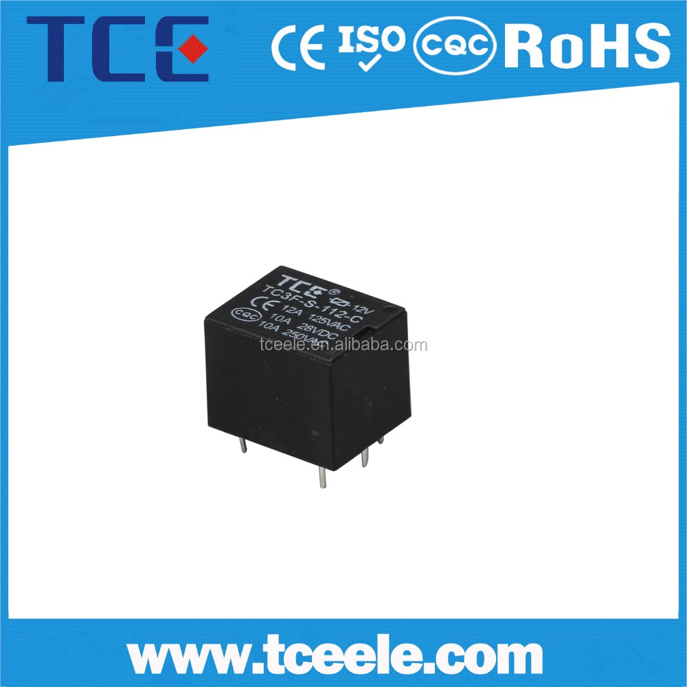 electrical miniature 12vdc relay