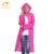 waterproof fabric PVC eva poncho raincoat for adult