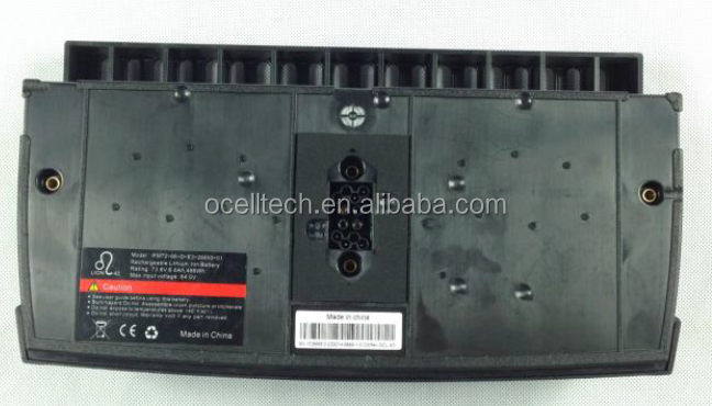 73.6V 6.6Ah LiFePO4 Segway Battery with communication for replacing Li-ion 73.6V 5.2Ah battery
