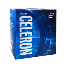 Intel G3930 box CPU Intel celeron dual-core LGA1151 2.9G 14 nm processor replace G3900