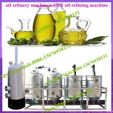 First grade high quality cooking crude oil refinery machine with overseas installation (skype:junemachine)