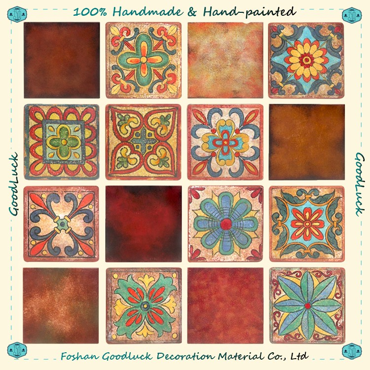 Handmade Colorful Style Selection United States Ceramic Tile Company