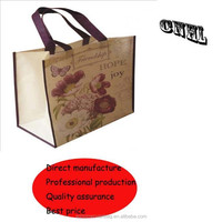 manufacture non-woven environmental shopping bag