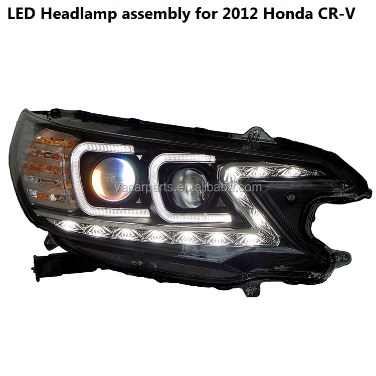 Bixenon LED headlights for 2012 Honda CRV