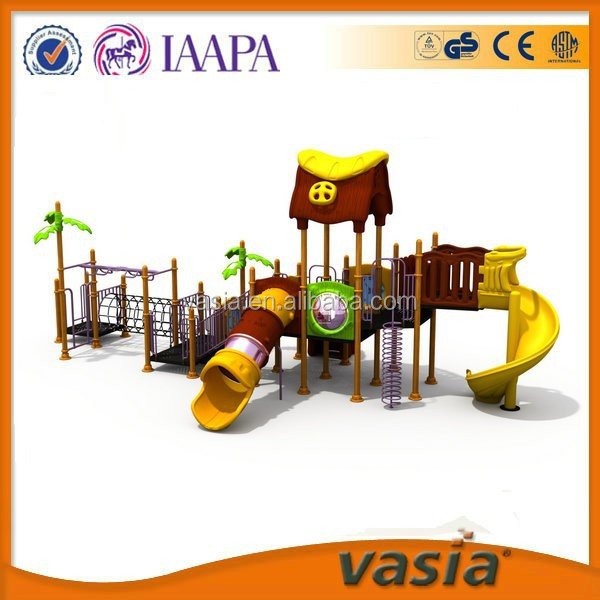 cheap playgrounds for kids, Vasia kids play system, kids outdoor exercise playground equipment