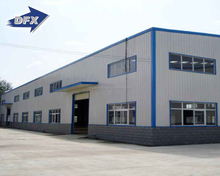 galvanized steel structure fireproof coating prefabricated warehouse