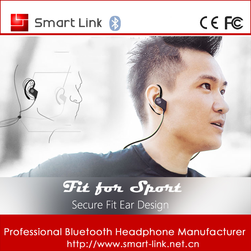 Sport Bluetooth Earphone, Earplug Microphone, Mini Bluetooth Earphone