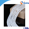 4 ~ 22mm white clam raw materials Tridacna loose beads IOTA-TA5 for giant pearl necklace