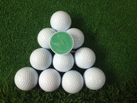 Double Layer Golf Ball for Long Range Distance Practice Training Outdoor