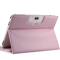 Tablet Case Cover Removable Bluetooth Keyboard With Folio PU Leather Case Stand for samsung galaxy tab 10 inch