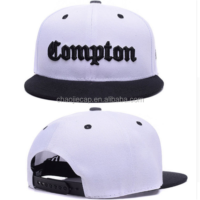 2016 high quality of Chinese traditional embroidery design 6 panel snapback hats and cap