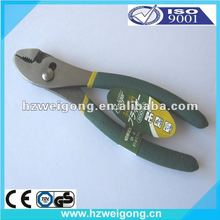 55# High CS Dipped Handle Wire Twisting Plier