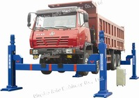 CE certified heavy duty four post car lift QJJ20-4B for lift truck Aofu from China