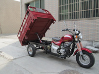 RS200ZH-FC CARGO TRICYCLE WITH HYDRAULIC DUMP