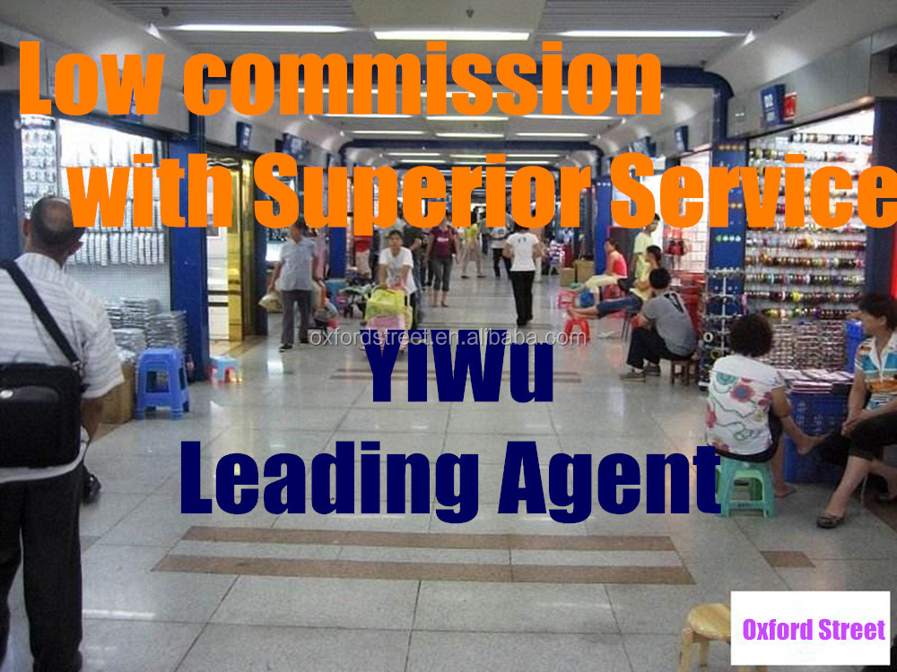 Yiwu Reliable china buying 1688 Agent with low commission