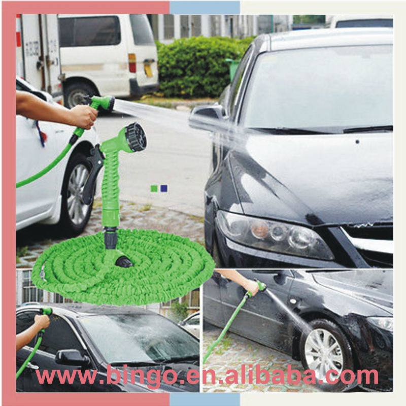 Good Quality Expandable Plastic garden hose guide