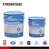Bisphenol-A Steel Bonded Adhesive for bonding steel plate to concrete high quality