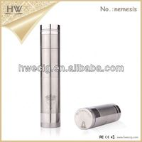 2014 Newest Telescopic full mechanical 510 battery mod chemical free e cigarette