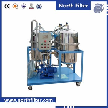 Turbine Oil Water Separator Filter, Oil Purification Machine