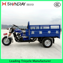150cc Cargo Carrier Motorized Three Wheel Tricycle Vehicle