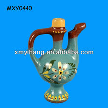 Vintage chinese wine pot custom ceramic Antique Ocarina