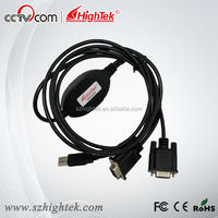 USB to 2 Ports RS232 Serial Cable Drivers