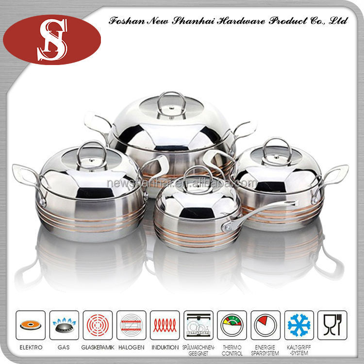 5ply Wholesale American Kitchen King Cookware Buy Kitchen King Cookware Cookware Kitchen King