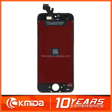 Mobile Phone LCD Replacement for iphone 5 LCD Touch Screen complete cheap price