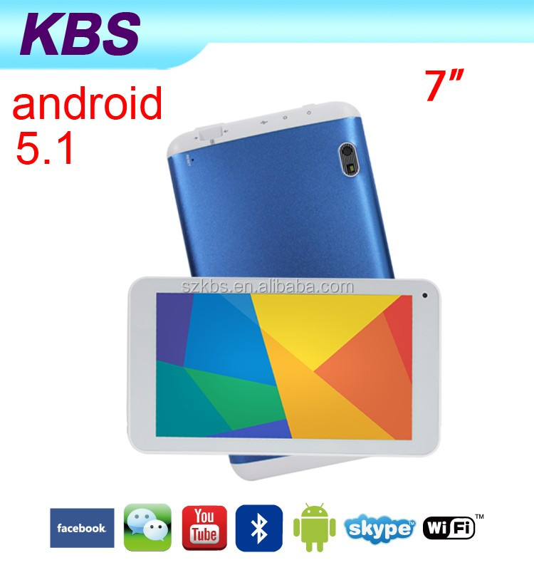 Hot Sale 7 Inch 3G Android 5.1 Rohs Tablet Price