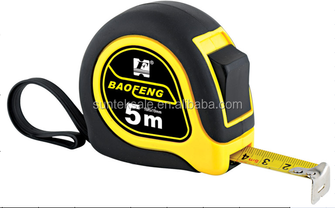 professional rubber tape measure/professional measuring tape