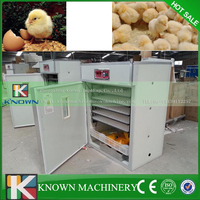 Digital control easy operation tray type egg incubator hatchery,Chicken poultry hatchery
