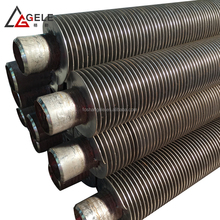 black aluminum fin copper tube condenser coil for commercial refrigerator