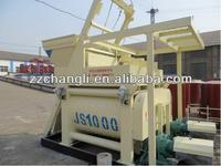 High Quality SGS,CE ISO approved hot sale!!! JS1000(50~60m3/h) js1000 electrical cement mixers,concrete mixer in dubai
