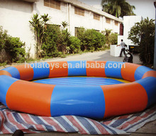 Piscine gonflable pour vente/largerst gonflable piscine