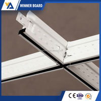 Plain Ceiling T Grid 38mm height cross tee Low price