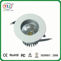 High Quality 12w led donlight cob 20w smd led downlight 4inch/6inch/8inch flat baselong lifetime 50000hours/3 Years Warranty
