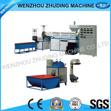 PE/PP plastic recycling machine