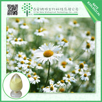Factory Price Herbal Extract / 98% chamomile standardized extract powder