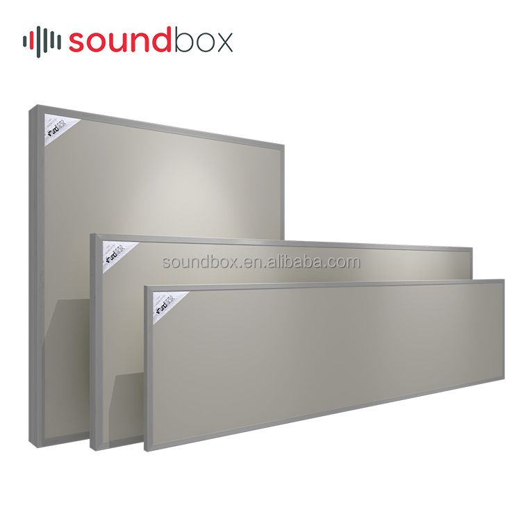 Ceiling Fireproof Sound Absorbing Insulation <strong>Panel</strong> For Gymnasiums, Multi-Functional Hall