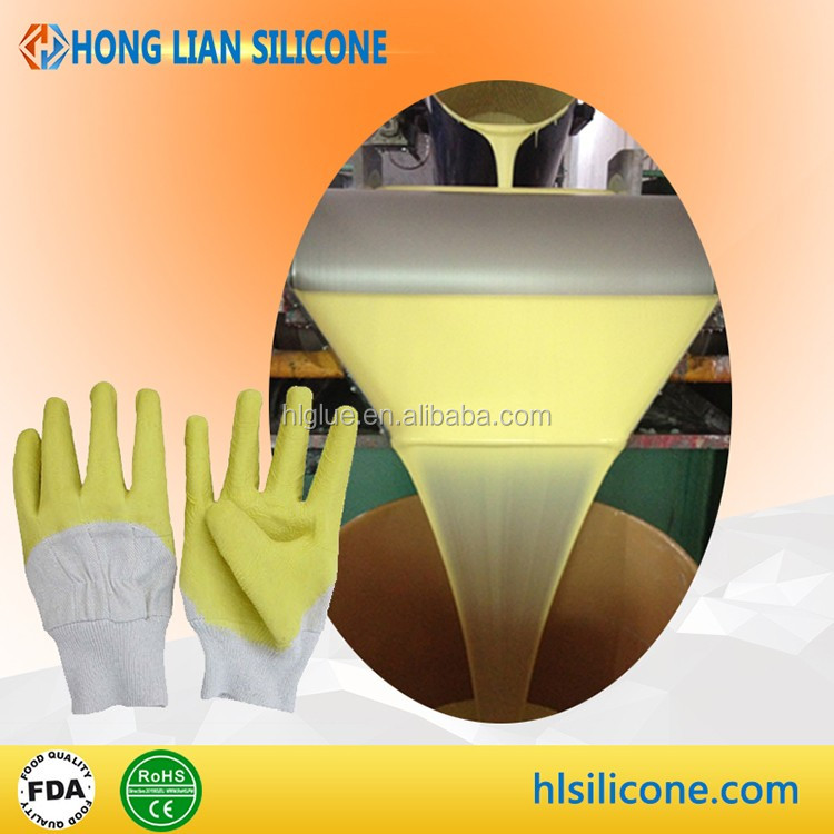 HTV fast cure silikon rubber printing textile make anti-flame glove liquid silicone rubber supplier