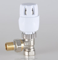 auto control thermostatic radiator valve china(trv) U type head