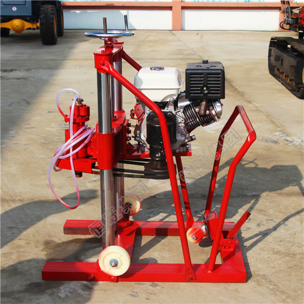 soil investigation drilling rig for SPT drilling