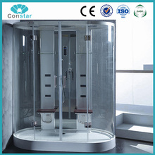 Acrylic bathroom showers canada with seats(9046)