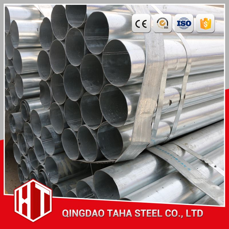 factory supply manufacturers galvanized steel pipe astm a333 gr.6