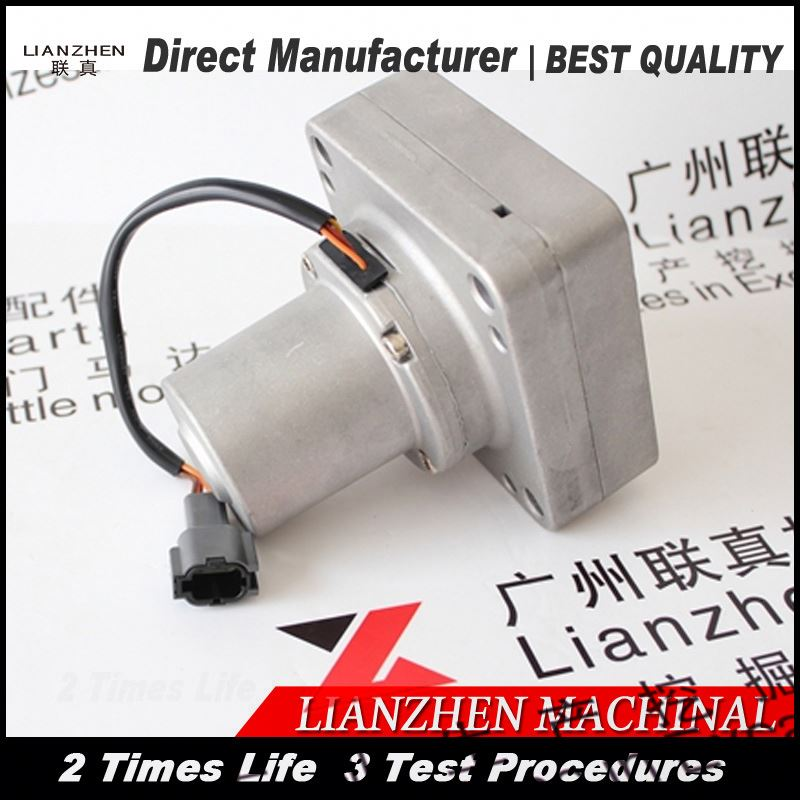 Excavator throttle motor stepping motor for Hitachi 4257163 4188762 EX200-1 EX220-1 EX230-1 EX300-1