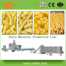 With CE BV SGS certification noodle type pasta maker machine Spaghetti Making Equipment
