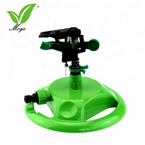 Manufacturer Prime Quality Hot Sales garden water rotation impact irrigation sprinkler