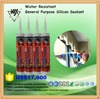 Water Resistant General Purpose Silicone Sealant for glass